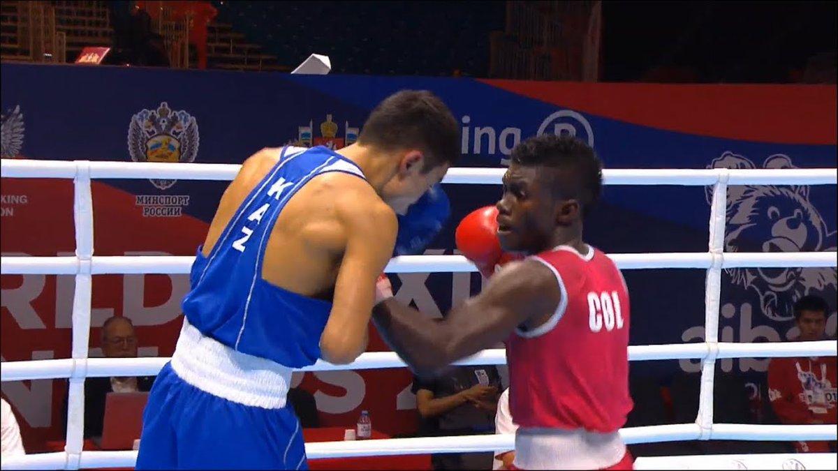 Saken Bibossinovvs Yuberjen Martinez http://dlvr.it/RKpC0N #boxing #video