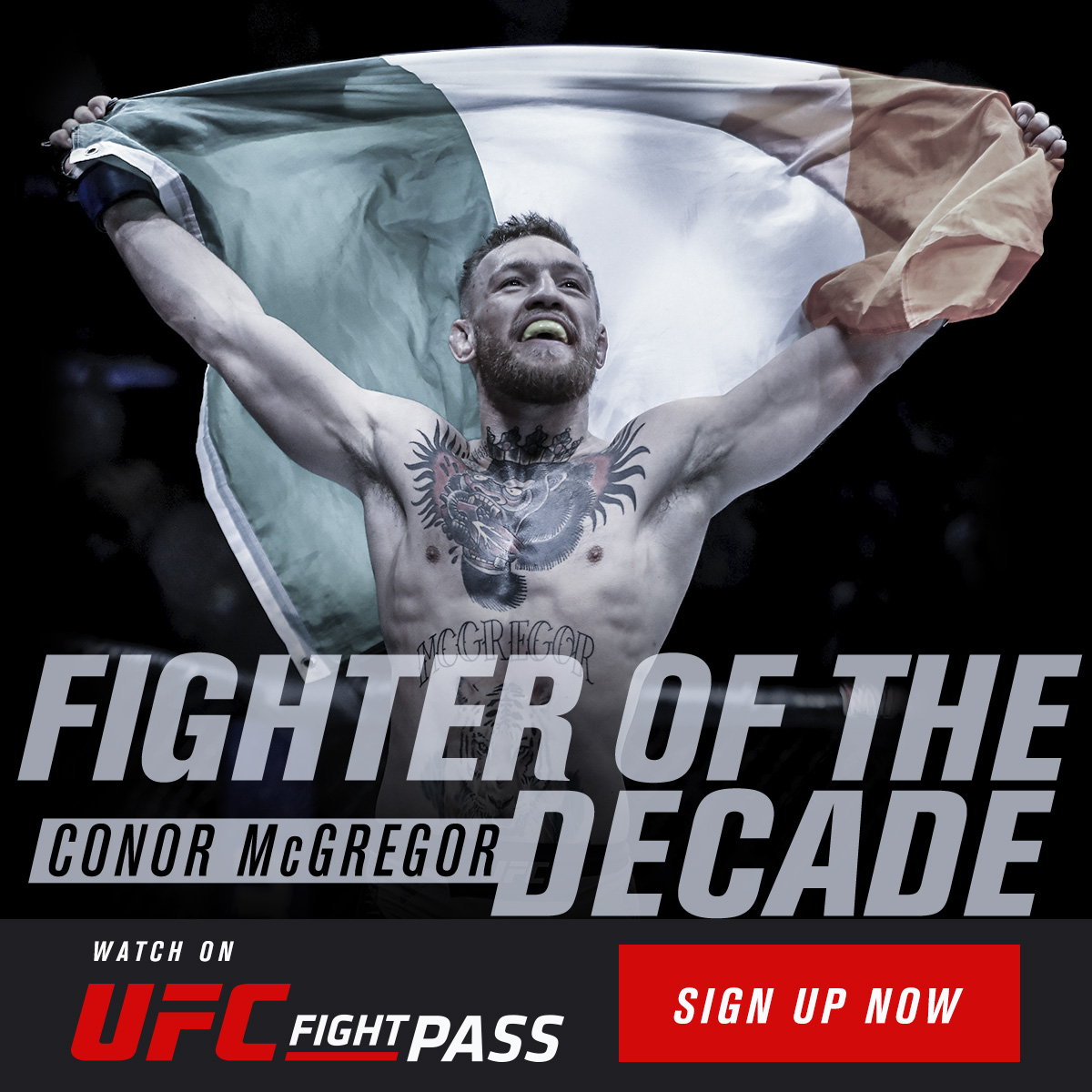 Go back and find out what has made @TheNotoriousMMA a candidate for Fighter of the Decade!  https://ufcfightpass.com/playlist/2559