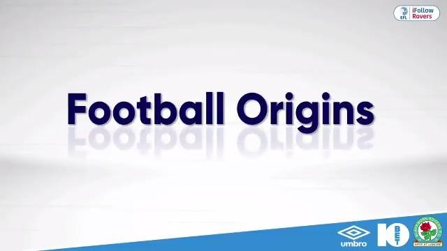 ⚽️ Football Origins 📽️ #Rovers defender @Ryan_Nyambe is next up in our Football Origins series... 🔵⚪️