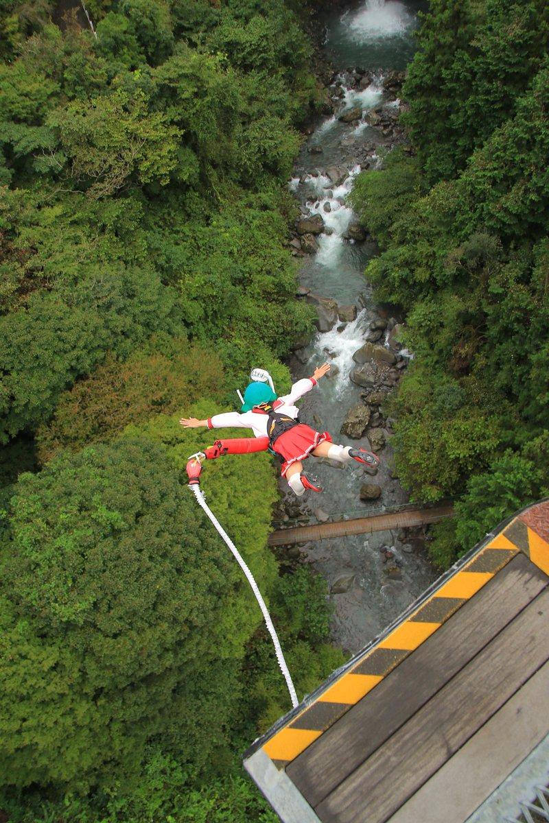 バンジー ジャンプ 事故