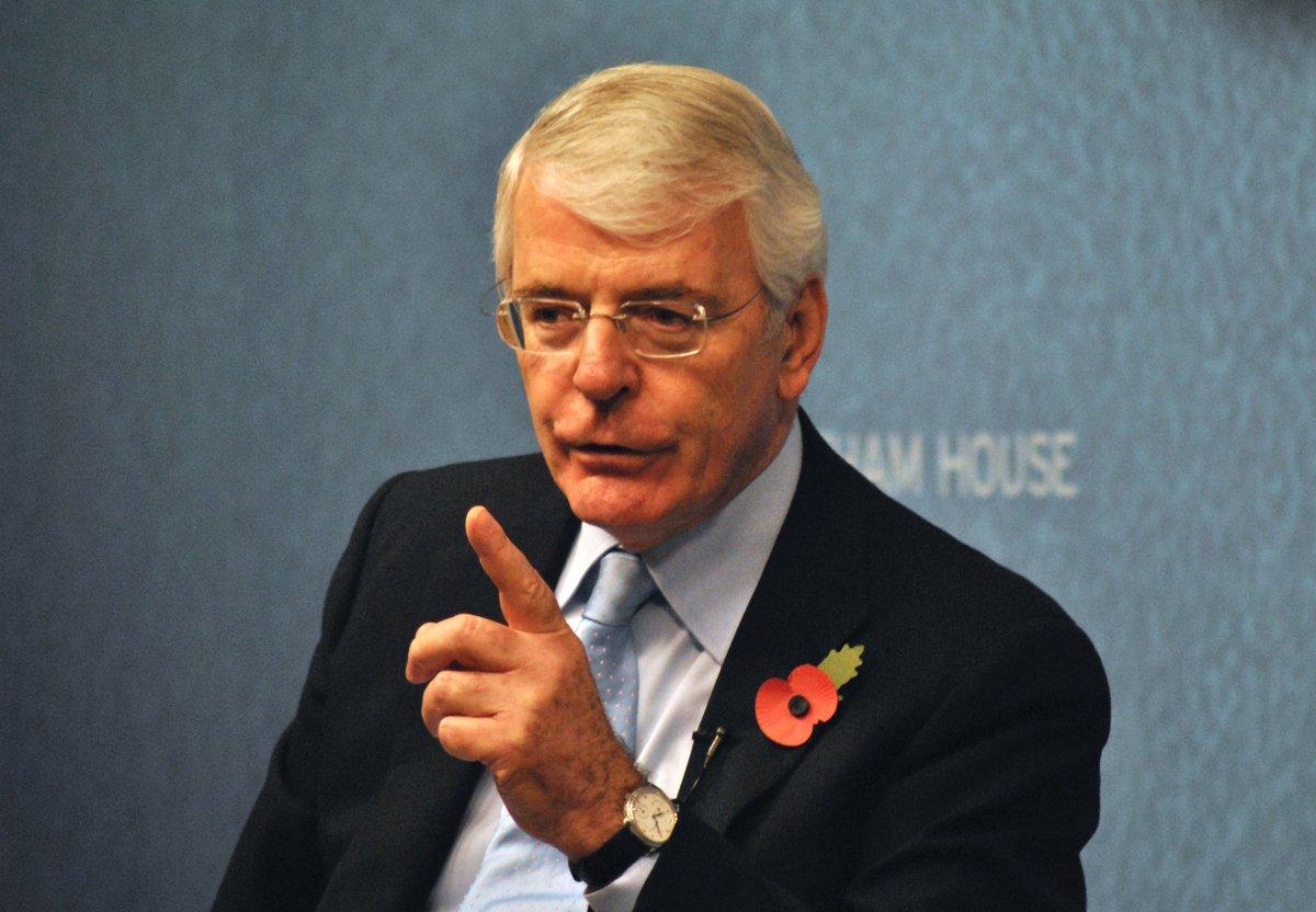 Oproep Conservatieve ex-premier John Major: stop Boris Johnson  http:// bit.ly/385Z2KO    <br>http://pic.twitter.com/QFz7rB8lUp