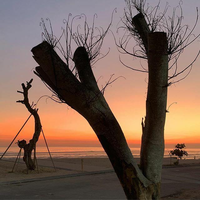 アフター海水浴 no filter ★ no bintang  #sunsettime #chilling #sea #beach #bali #nofilter  #サンセットビーチ #散歩 #海 #バリ島 #ノーフィルター