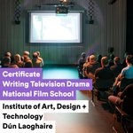 Image for the Tweet beginning: Certificate in Writing Television Drama Learn