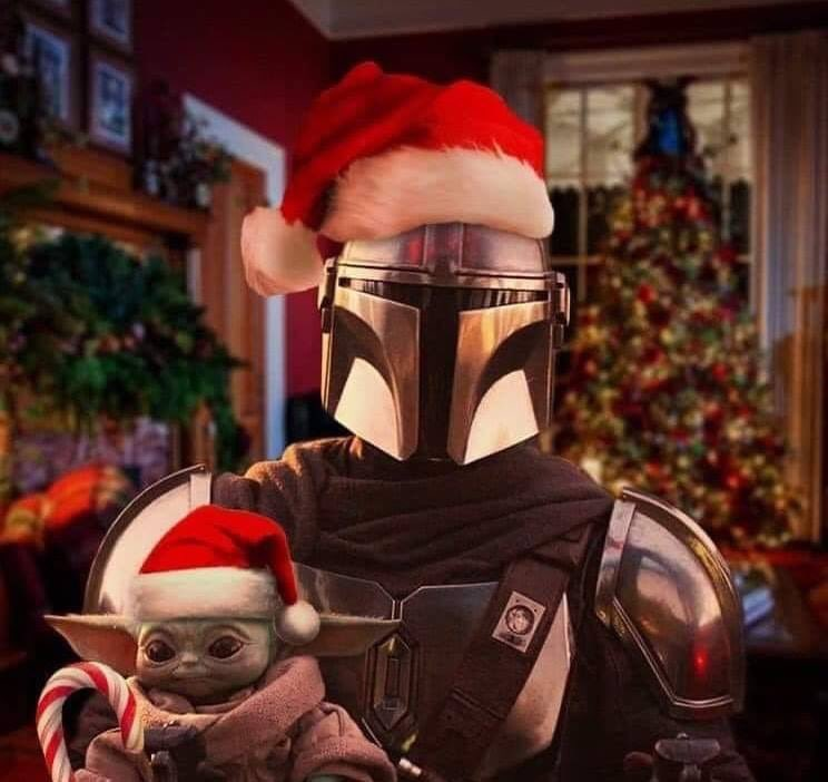 What we all want for Christmas #TheMandalorian  <br>http://pic.twitter.com/EzKpQGjdG7