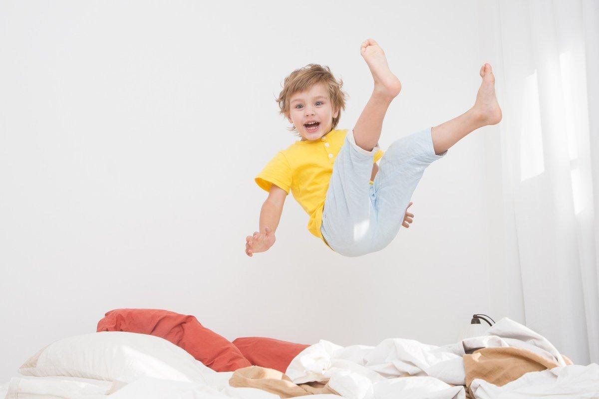 Картинка энергичный ребенок