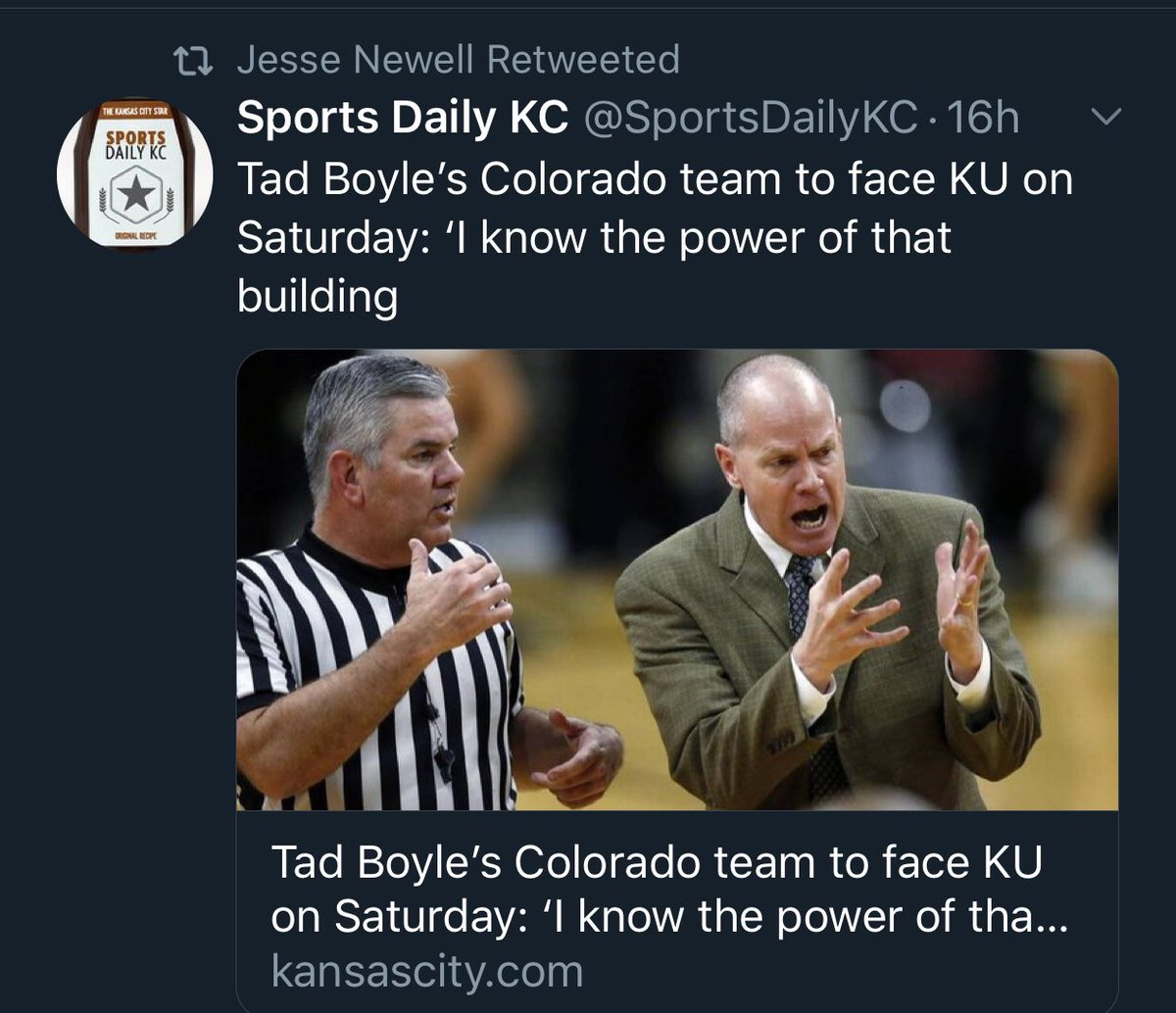 With CU set to play at Allen Field house ...what are the toughest high school gyms in Colorado #copreps<br>http://pic.twitter.com/hQhR4hC5TH