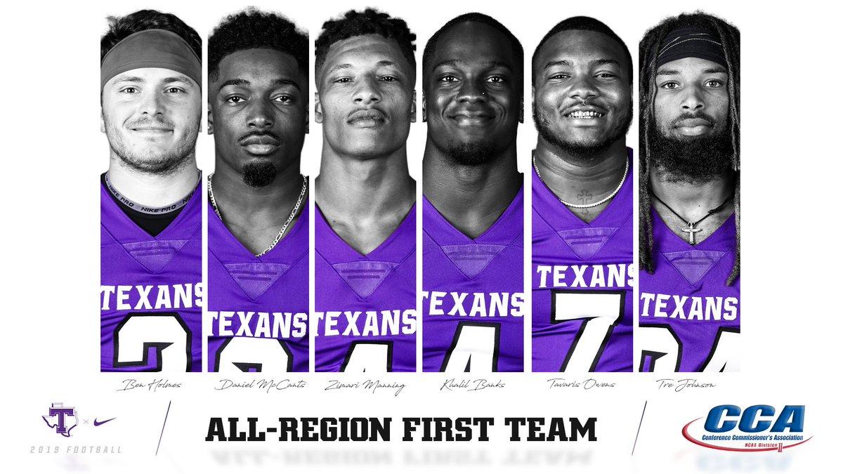 First Team All-Region