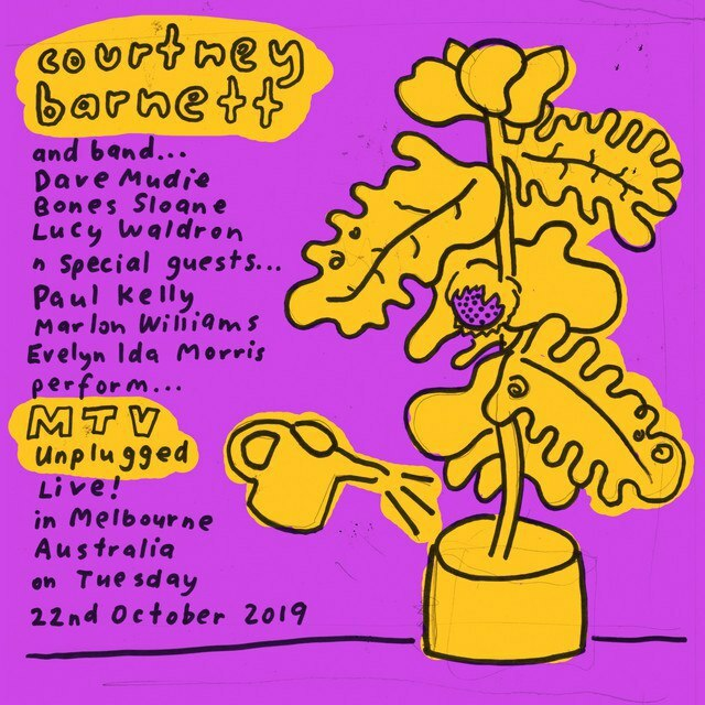 Nueva música en #Spugtify: Courtney Barnett MTV Unplugged Live In Melbourne #Indierock  #Streaming 🔊  // Link al canal de Telegram >