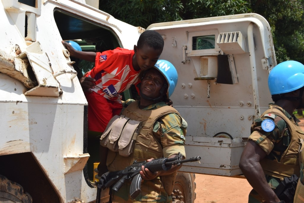Our mission in the Central African Rep. @UN_CAR helped reduce violence & civilian deaths by supporting the implementation of the peace agreement, in close coordination with the @_AfricanUnion & @CEEAC_ECCAS. #A4P #UNSCR2436 #PKPerformance