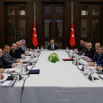 Image for the Tweet beginning: Bakanlarımız ve YOİKK üyesi STK