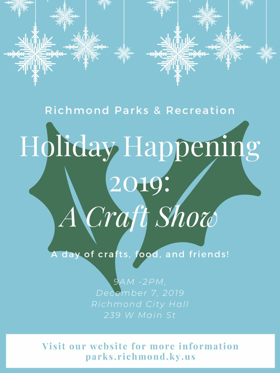 Richmond Parks & Rec (@RichmondKYParks ...