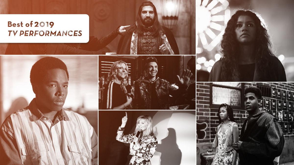 The best TV performances of 2019  #BestOf2019