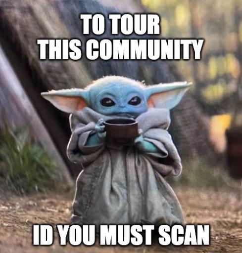 Some wise words from baby Yoda! Happy Friday everyone!   #zerofraud #rentalfraud #apartmentfraud #apartmentsafety #identity #fraud #identityfraud #fakeid #idforgery #safetours #multifamily #apartment #realestate #propertymanagement #property #management #propertymanagerspic.twitter.com/XjjaGTioKi