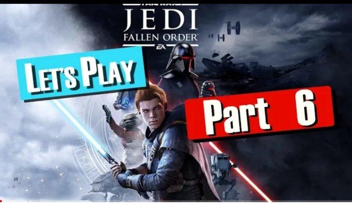 New gameplay, #StarWarsJediFallenOrderhttps://youtu.be/dggqOpTIhDI #starwars #starwarsjedi #videogame #videogames #gaming #gamer #ps4 #ps4pro