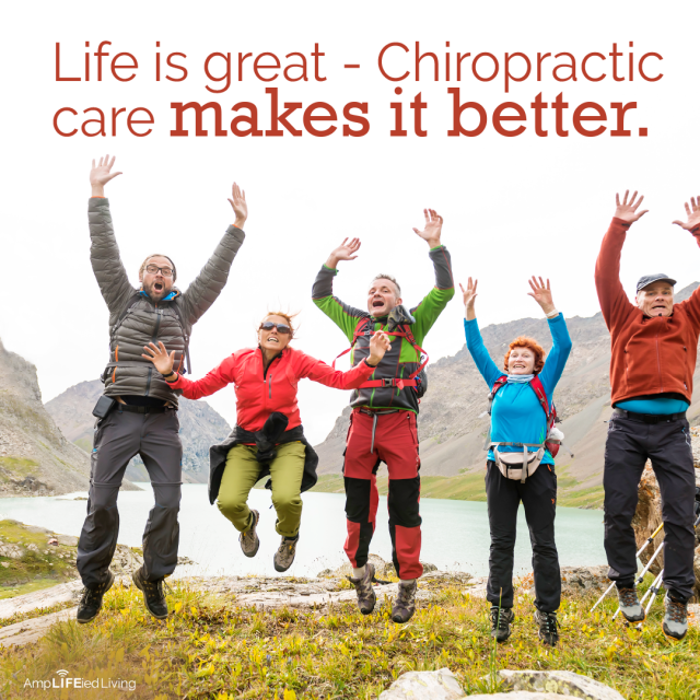 Chiropractic is more than just a means of relieving pain. Ultimately, the goal of receiving adjustments should be to restore the body to its natural state of optimal health. #betterhealth #painfree #chiropractor