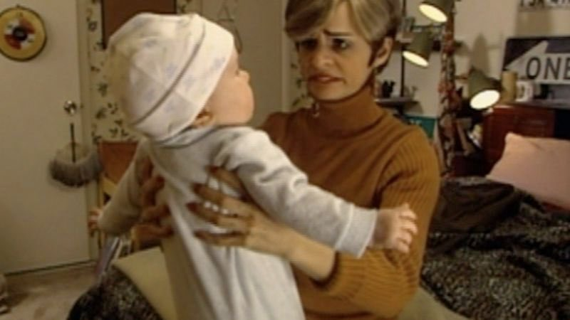 everyone talking about amy sedaris with a baby.. read your history books