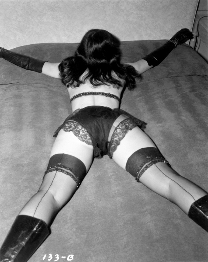 Betty bondage page picture