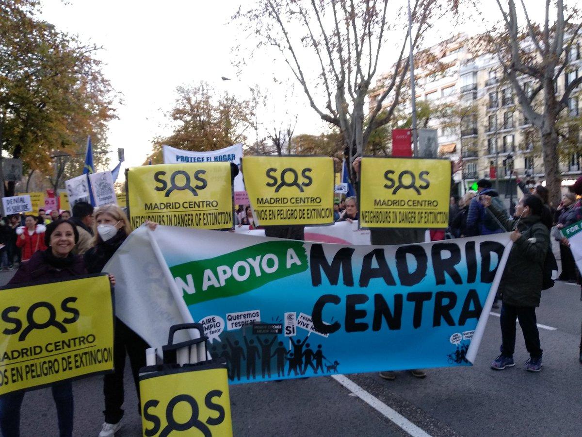 RT @AVCavas: Preparad@s para la #MarchaPorElClima #MadridCentralSeQueda https://t.co/jcKEePNoeg
