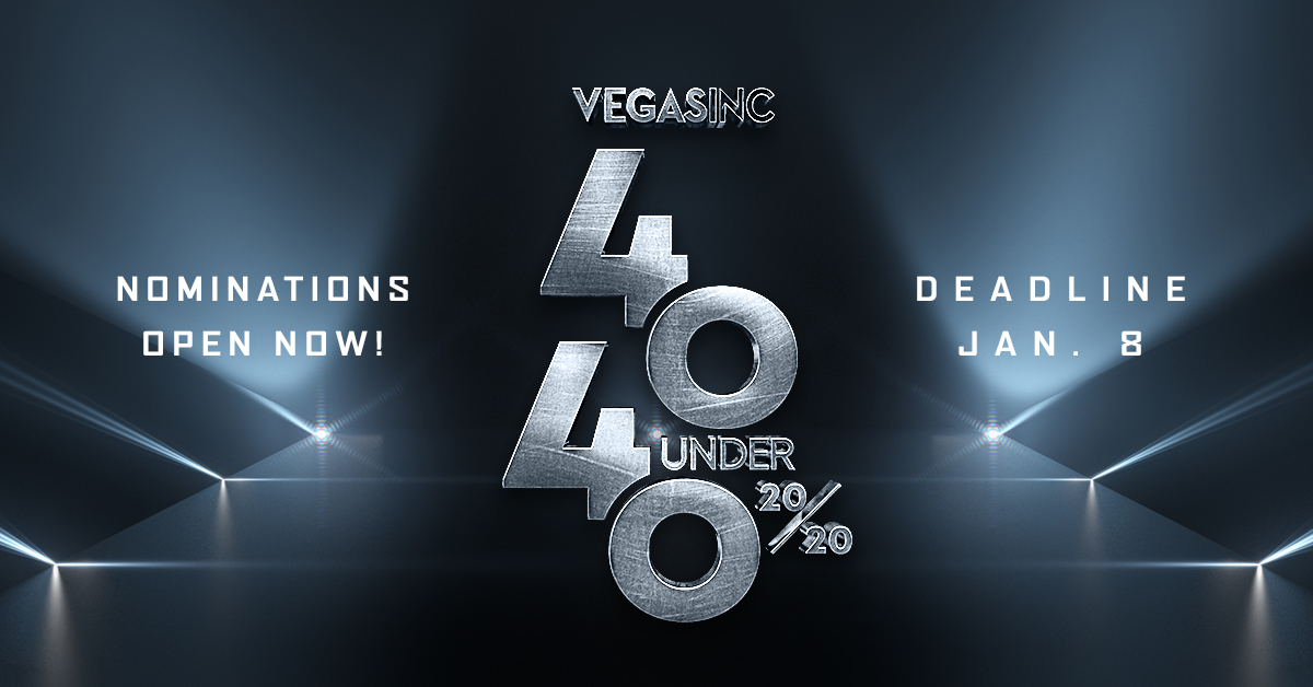 We're now accepting nominations for our 20th annual 40 Under 40! If you know someone that is making an impact in their industry and our community, we want to hear about them. They just can't turn 40 before Jan. 1, 2020. Nominate now: http://bit.ly/36d6hiy