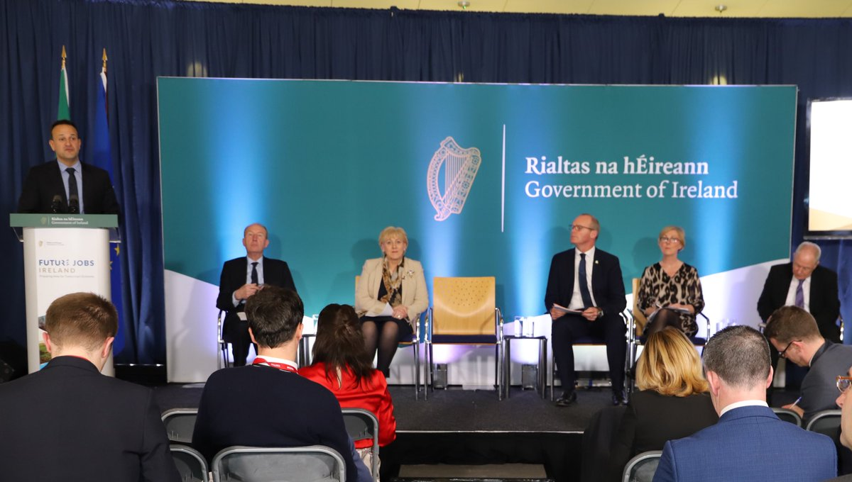 An Taoiseach, Tánaiste and Government Ministers discussed measures for job creation, rural development and new technology which will be delivered in 2020 at the special cabinet meeting today.