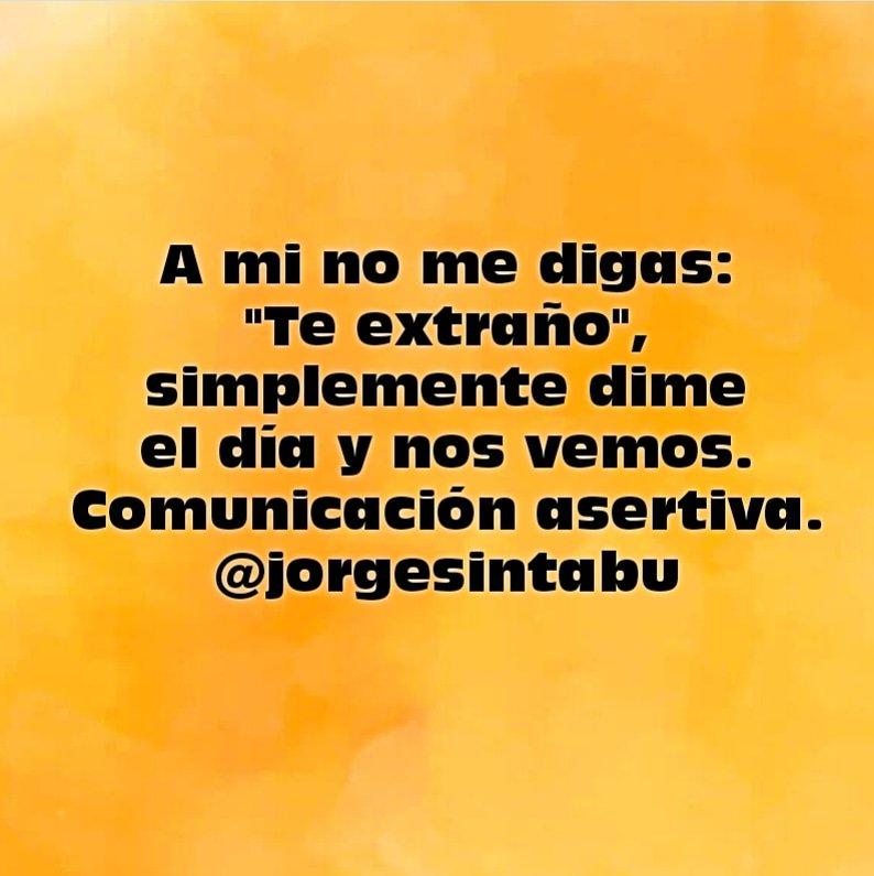 ¡Comunicación Asertiva!. #Bienestar #VivaLaDiversidad #MenteSaludable #SaludMental #Diversidad #HablemosSinTabu #sexologiayparejas #sexologia #psicologiapic.twitter.com/ccg49Iq9hM