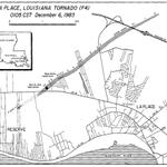 Image for the Tweet beginning: LaPlace, LA F4 #Tornado –