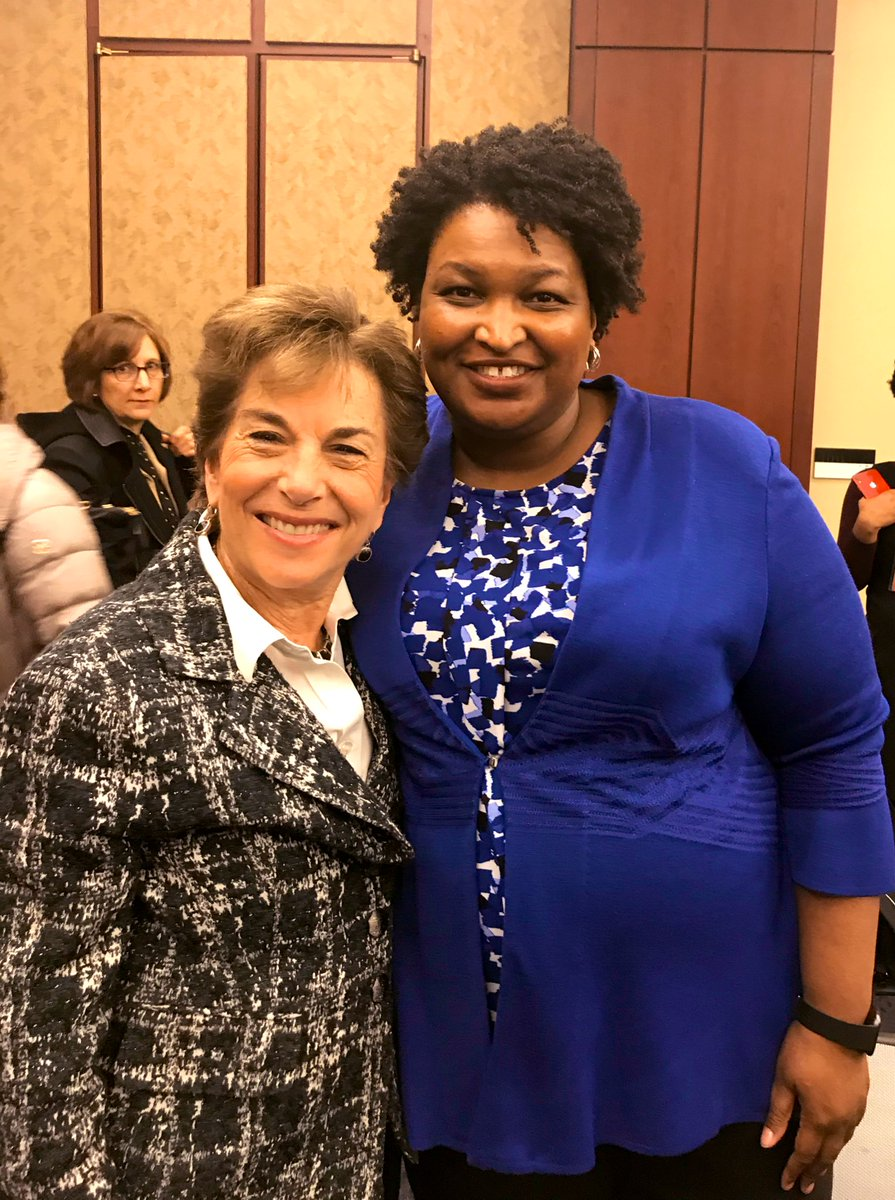 Thank you @staceyabrams for the important update on #Census2020 and your work to make sure everyone is counted!<br>http://pic.twitter.com/wuDAKCJhyr