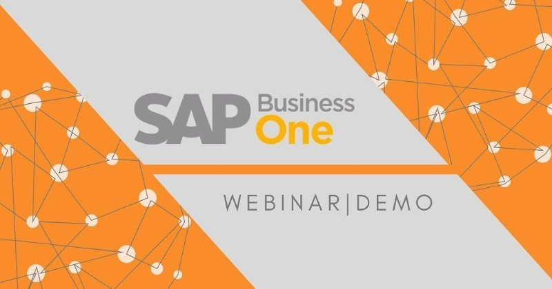 Join us for this quick webinar on  12.12.19 at 2pm EST to learn about handling EDI requirements and see a demonstration of our EDI solution for SAP Business One.  #sap #sapbusinessone #erp #edi #supplychain #supplychainmanagement