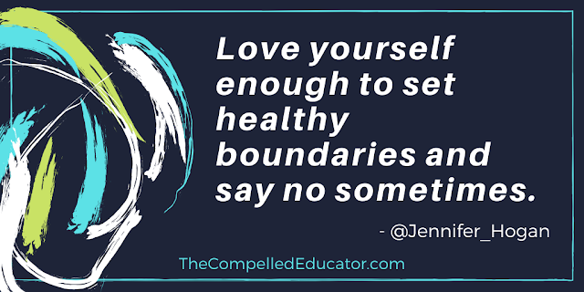 (New post) 'How to say no politely' thecompellededucator.com/2019/12/how-to… #CompelledBloggers #JoyfulLeaders