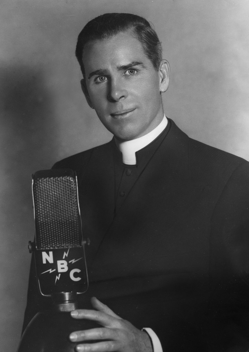 RT @LouieVerrecchio: It's high time to give #FultonSheen his due https://t.co/kR4UyGp1Tn https://t.co/L0UI5hdRja