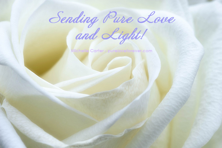 Sending Pure Love & Light - , #Light, #World