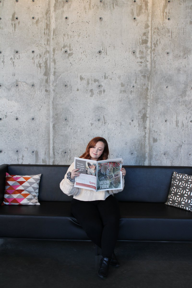 @isthmus is Madison's independent, locally owned alt-weekly newspaper. Grab a copy from our lobby to stay on top of Madison news and local happenings.