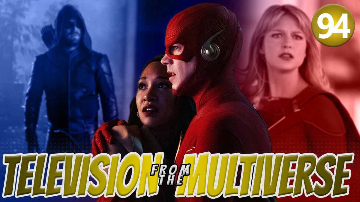 Our last Television From The Multiverse pre-Crisis discussing the newest #Batwoman #Supergirl #TheFlash #Arrow and general #CrisisOnInifiteEarths thoughts.  https://youtu.be/Qn0RPQAt8DE