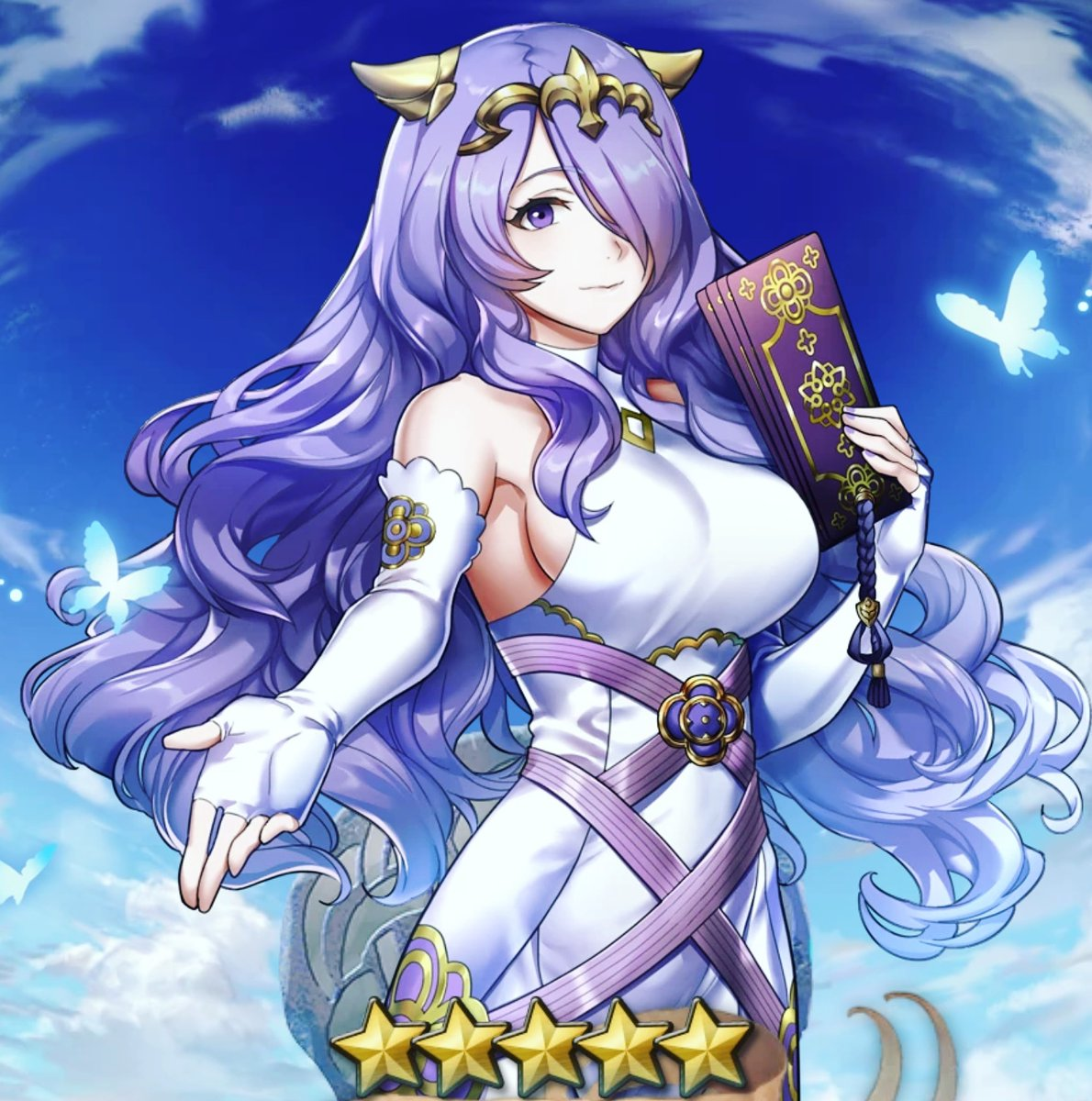 My orbs are gone.. But my Camilla collection is now complete. Bless Naga. Good luck on your pulls. #FEH #FEHeroes #FireEmblem #FireEmblemHeroes