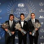World champions 🏆@Sebastien_buemi @kazuki_info @Toyota_Hybrid
