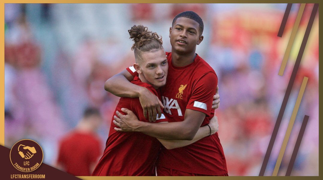 James Pearce: The plan is for Brewster, Curtis Jones and Harvey Elliott to fly out to Qatar the day after playing Villa [@TheAthleticUK]