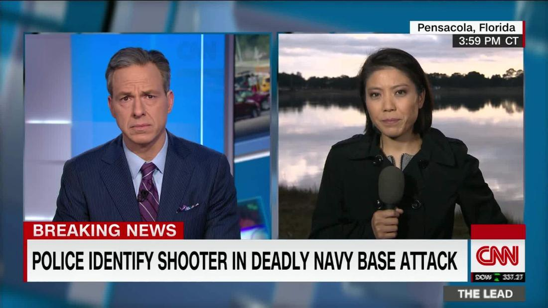 Police identify shooter in deadly navy base attack @NatashaChenCNN reports cnn.it/2P0GWTf