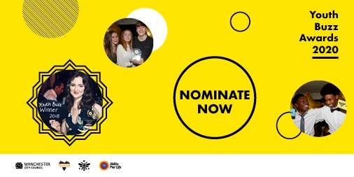 Know a young person whos done something great for this city? Nominate them for a Youth Buzz Award and they could end up being recognised at a glittering ceremony, winning fab prizes donated by local businesses (like laptops!) socsi.in/BUZZ_kOzQj🕺🏾