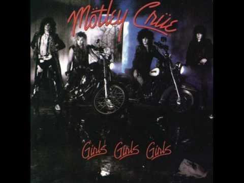 Nikki Sixx, Happy Birthday To My Grandma Nona  Mötley Crüe Girls, Girls,Girls