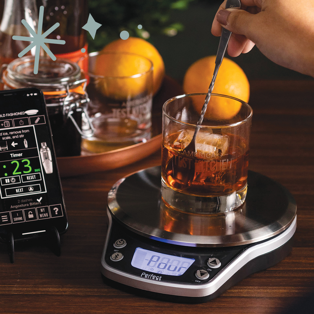 America S Test Kitchen On Twitter What The Cocktail Loving Big Kids Want Under The Tree This Year Today Only Save 30 On The Perfect Drink Pro Smart Scale Recipe App Shop Now