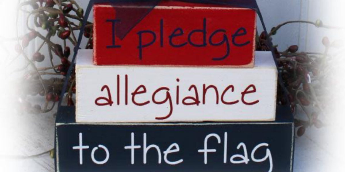I remember standing in elementary school and reciting the pledge of allegiance with my hand over my heart, every single day. We were taught love and respect for our country. Where has that love and respect gone? 💔 Why so much hatred? I don't understand. ❤️🇺🇸❤️🇺🇸❤️🇺🇸❤️🇺🇸