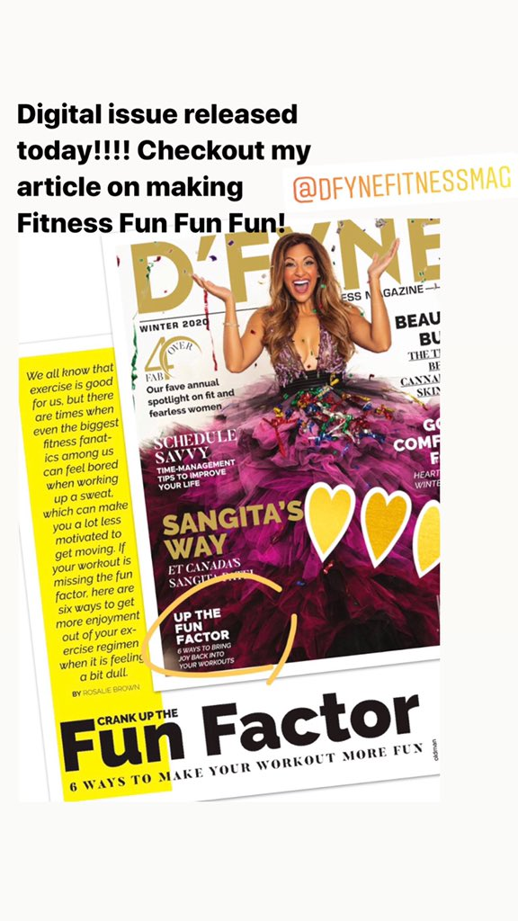 Winter digital issue of @dfynefitnessmag released today! On newsstands December 10th - makes a great stocking stuffer for the 40plus health & fitness friend! <br>http://pic.twitter.com/0wb7CDRJjU