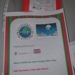 Image for the Tweet beginning: Celebrating Christmas Around the World!