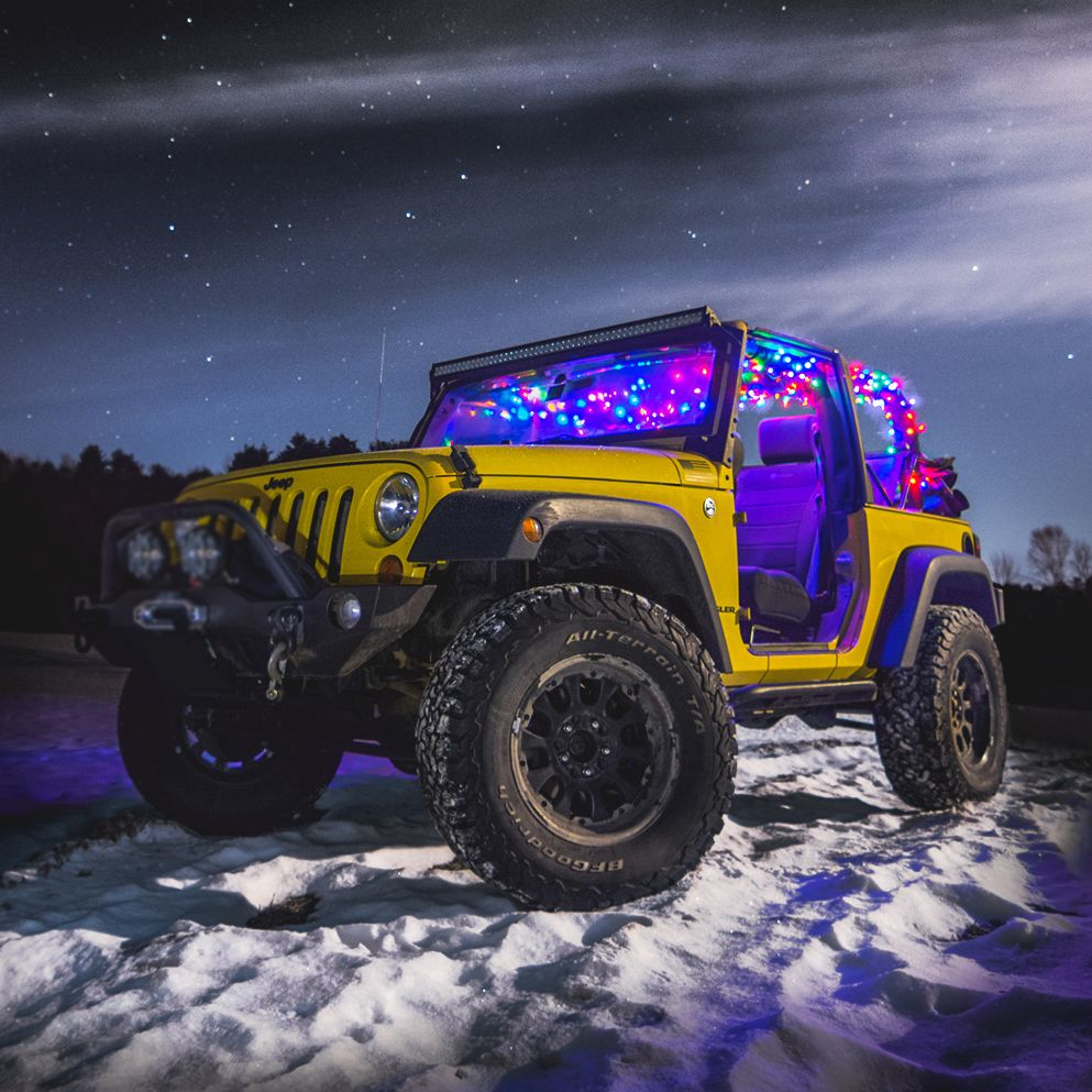 Set the mood. 📸: Andrew K.