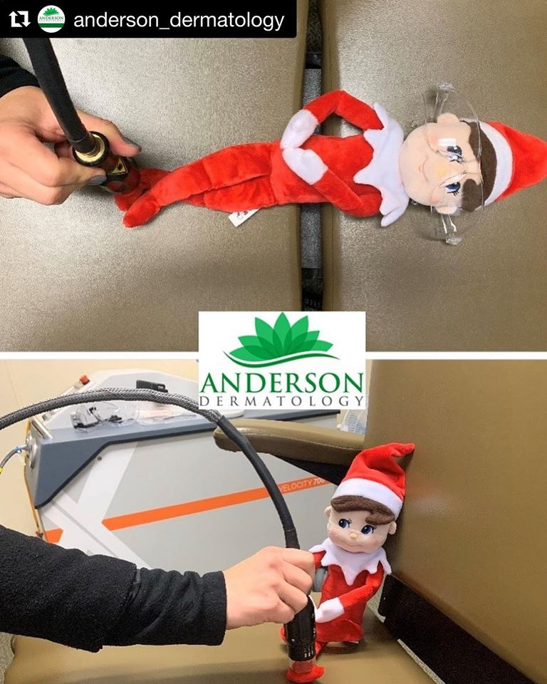 Look 👀even Mr. Elf goes for XTRAC treatments at his local dermatologist! To find a dermatologist near you that offers XTRAC give our patient support center a call at (800) 814-9395!  #Repost @andersonderm  #showusyourXTRAC #psoriasis #XTRAC #Dermatology #PainFree #TGIF #Elf