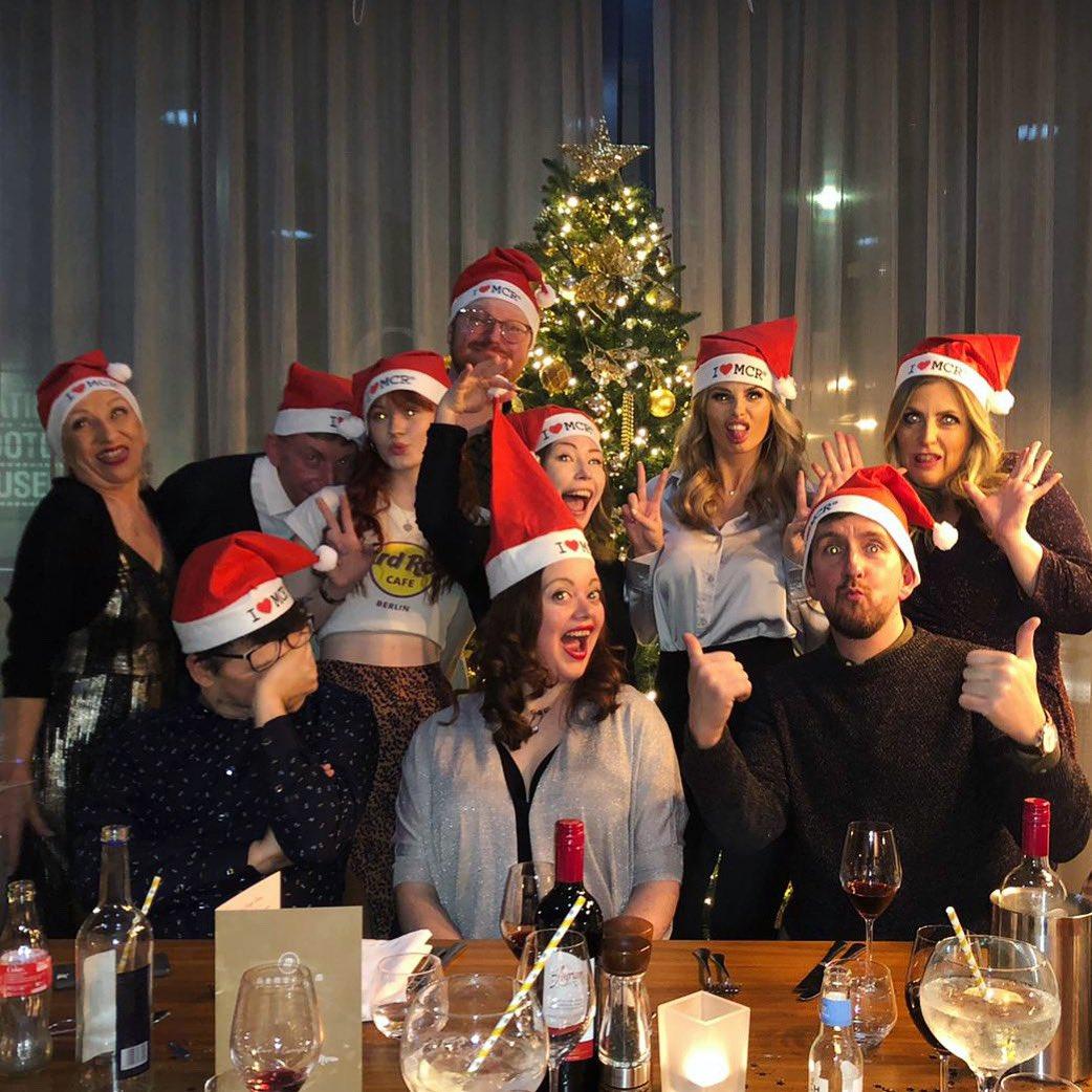 Happy Christmas from team @ILoveMCR