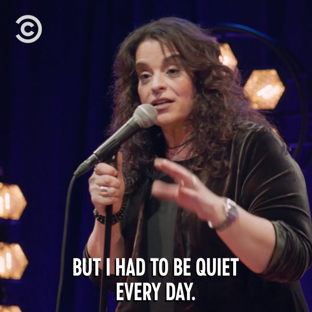 She will not be silenced. Bill Burr Presents @jessykirson: Talking to Myself, tonight at 12a/11c.