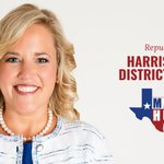 Image for the Tweet beginning: Harris County is one of