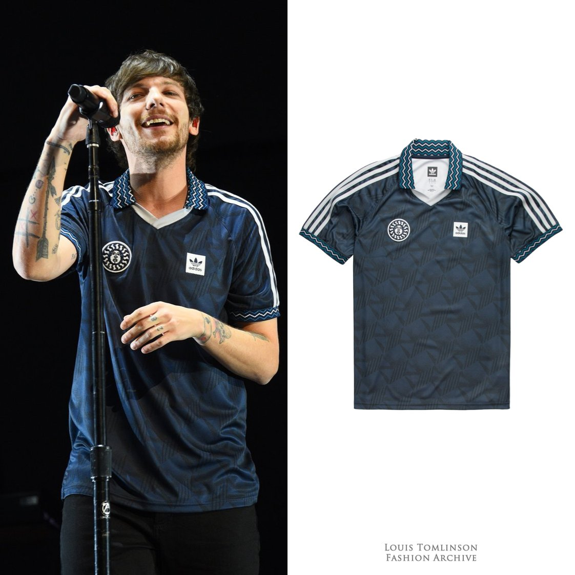 Louis Tomlinson Fashion Archive on Twitter: