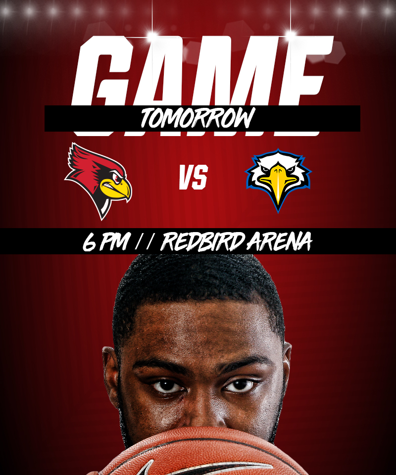 #REDBIRDhoops returns to Redbird Arena on Saturday.  Fans are encouraged to join the men's basketball staff in wearing ugly sweaters for the game!  : Morehead State : Saturday, Dec. 7  : Redbird Arena : 6 p.m. <br>http://pic.twitter.com/0FOFZSOMYn